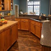 Brannock Kitchen Counter Installed by Leatherman Supply