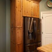 Brannock Kitchen Pantry Installed by Leatherman Supply