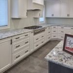 Ginny Kitchen Cambria Quartz Countertop Masterpiece by Leatherman Supply Granger Indiana