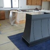 Leather Man Installation Services Kitchen Project Elkhart County Dealer