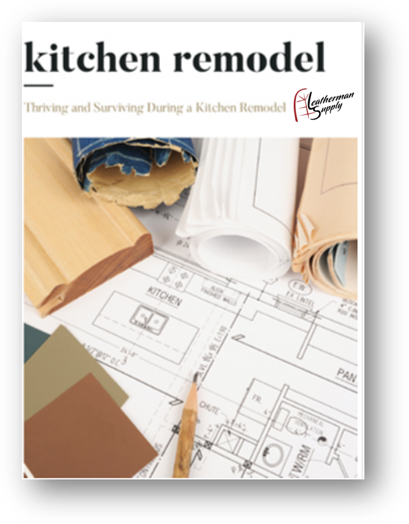 Leatherman Supply BKBG Kitchen Remodel Guidecover