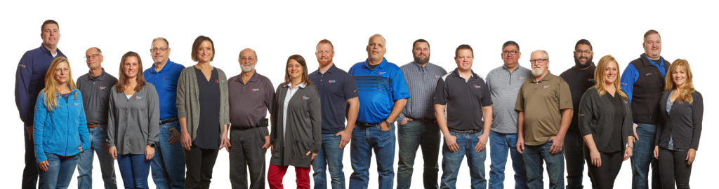 Leatherman Supply Team Photo