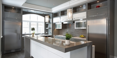 Making Your Smaller Kitchens Appear Much Larger
